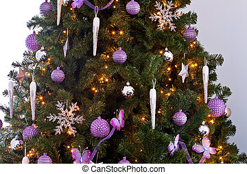 Christmass tree - Photo of nice Christmass tree