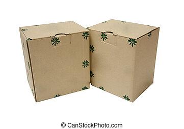 Cardboard Packages