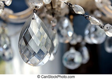 shiny chrystal decoration