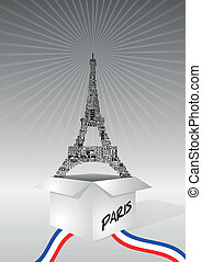 Paris box