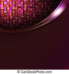 absract mosic background in frame, copyspace for your text
