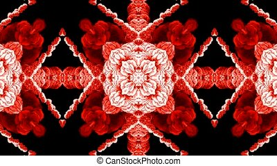 east retro flower pattern,religion