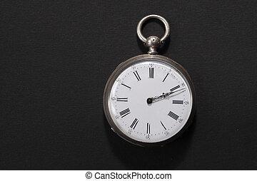 antikvitet, Ficka, ur