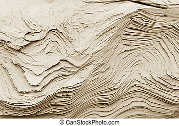 padrões, Areia, Erosão