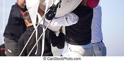 Barcolana 2010, The Trieste regatta  - Italy