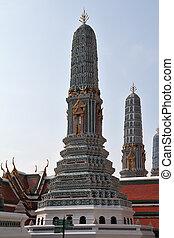 Classic temple - chedi