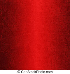 Background from red metal