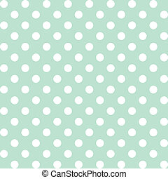 Polka Dots, Pastel Seamless Pattern - Seamless pattern of...