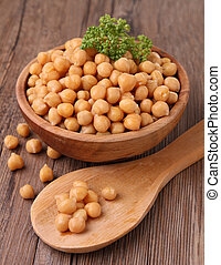 chickpea - bowl of chickpea