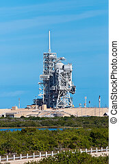 Launch Pad - Space Shuttle Launch Center