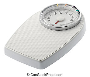 weighing scales - one weighing scales, classic analog...