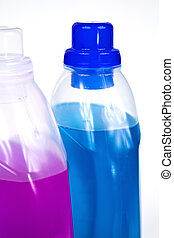 Color liquid detergent
