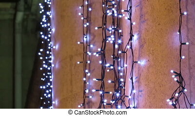 Christmas twinkle lights   - Christmas twinkle lights