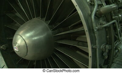 Jet Engine aircraft