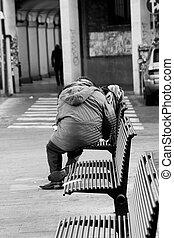 homeless social