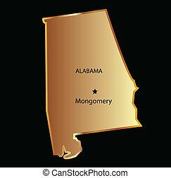 Alabama state usa