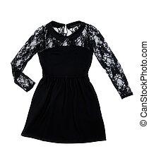 Black women's fashion dress