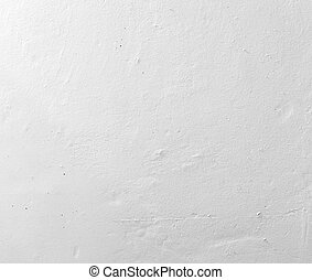 White plastered wall - Background from high detailed white...