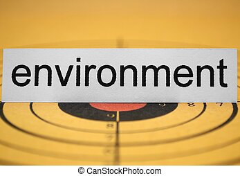 ambiente, concepto
