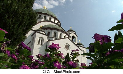 Temple of St Sava, Belgrade