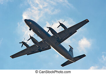 An-12 - AN-12 - four-engined turboprop transport aircraft