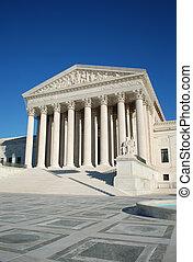 estados, supremo, unido, tribunal