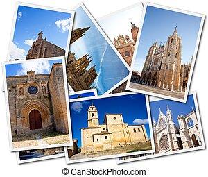 Church's, postcard
