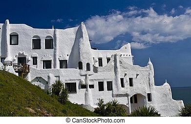 Casapueblo - Hotel Casapueblo in Punta del este Uruguay
