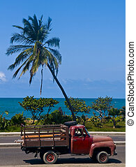 Truck in Cartagena - Local truck in Cartagena de indias ,...