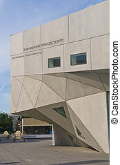 Tel aviv museum - The museum of art in Tel aviv Israel