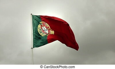 Portugal Flag - The biggest Portuguese flag in the world...