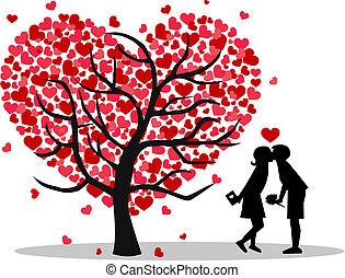 Valentines, día
