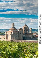Monastery of Santa Maria de Poblet, Spain