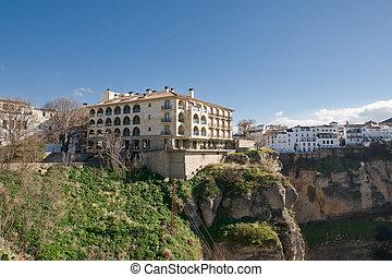 Ronda - Tajo de Ronda, Malaga, Spain