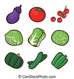 Vegetable - Illustration of vegetable