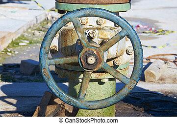 oil valve