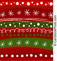 Christmas pattern texture Vector illustration