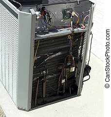 Air Conditioner Heat Pump Repair - Residential air...