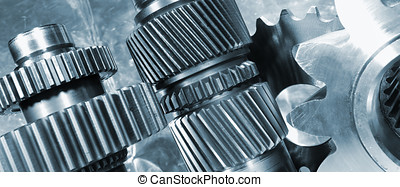 gears, cogs and engineering - industrial gears, cogs,...