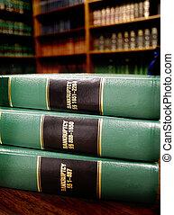ley, Libros, quiebra