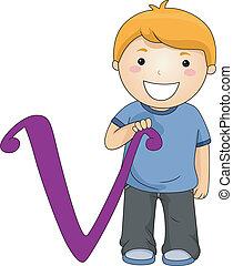Letter Kid V