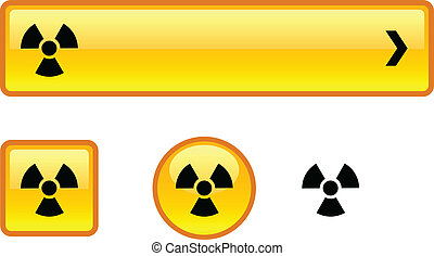 Radiation button set.