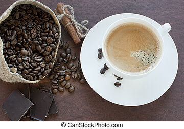 coffee and other goodies