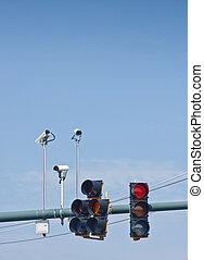 Traffice Lights and Cameras - Traffic lights and enforcement...