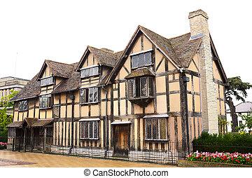 William, Shakespeare's, House