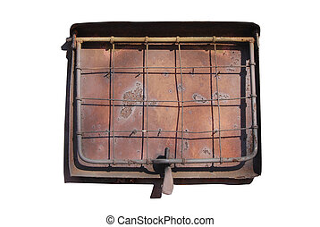 Railway goods wagon document holder