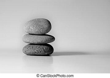 tranquillità,  zen, pietre