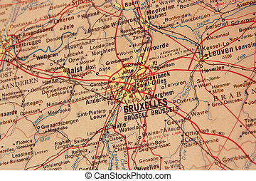 Bruxelles city - Bruxelles as an important city and a travel...