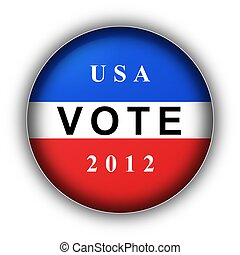 Vote Button 2012
