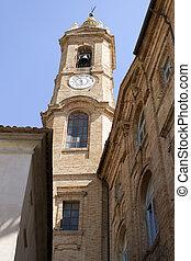 church of corinaldo